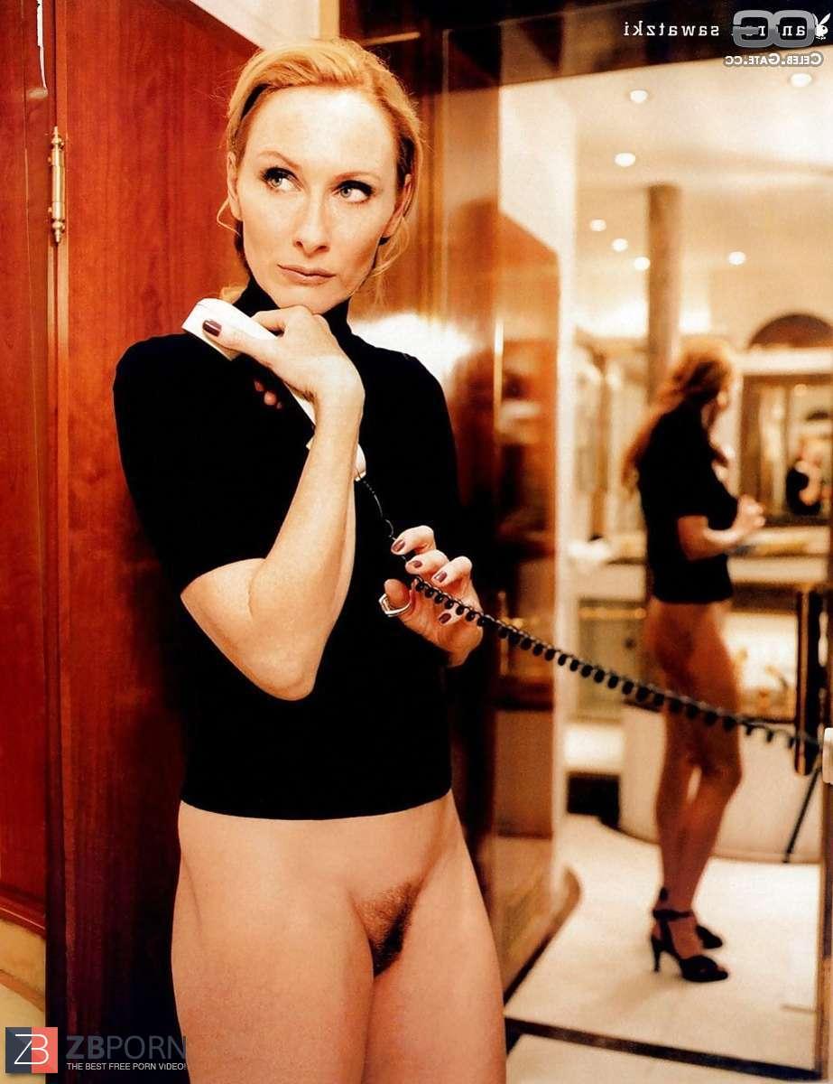 Andrea sawartzki nackt