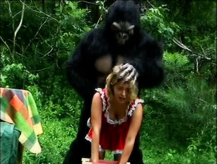 Fucks girl ape We love