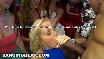 Bear cumshot dancing Dancing Bear