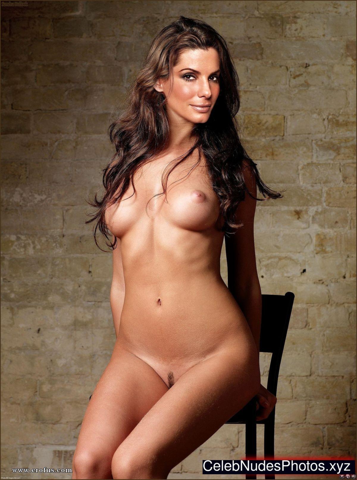 Nude pics bullock sandra Sandra Bullock
