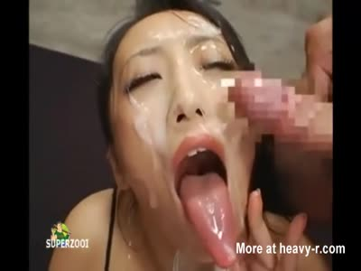 Long tongue slut