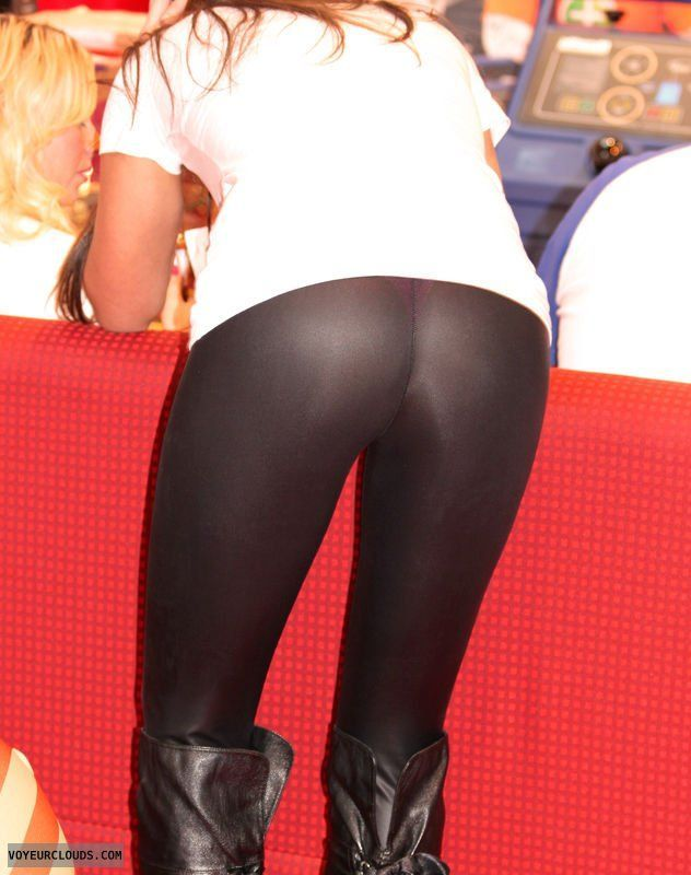 In picture spandex voyeur woman . Photos and other ...