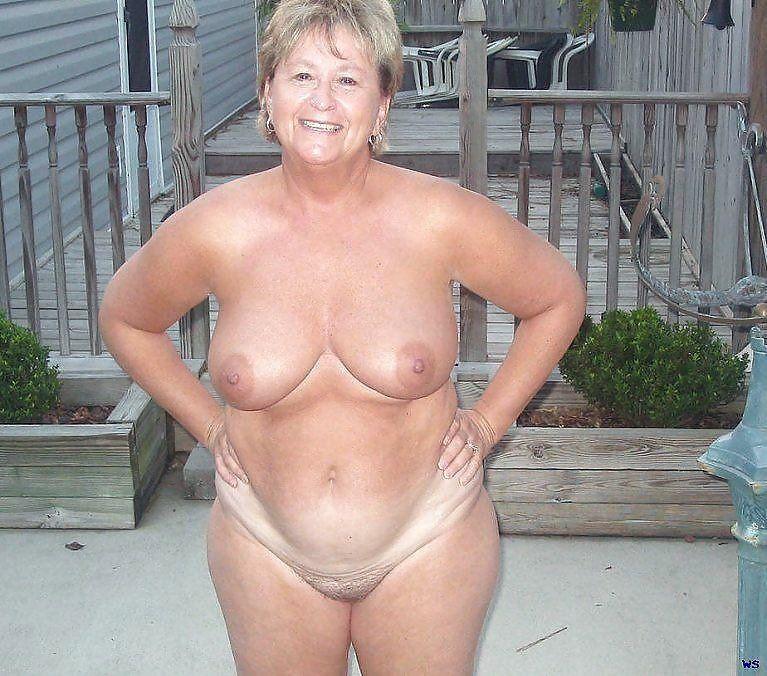 Slutty grandma porn picture