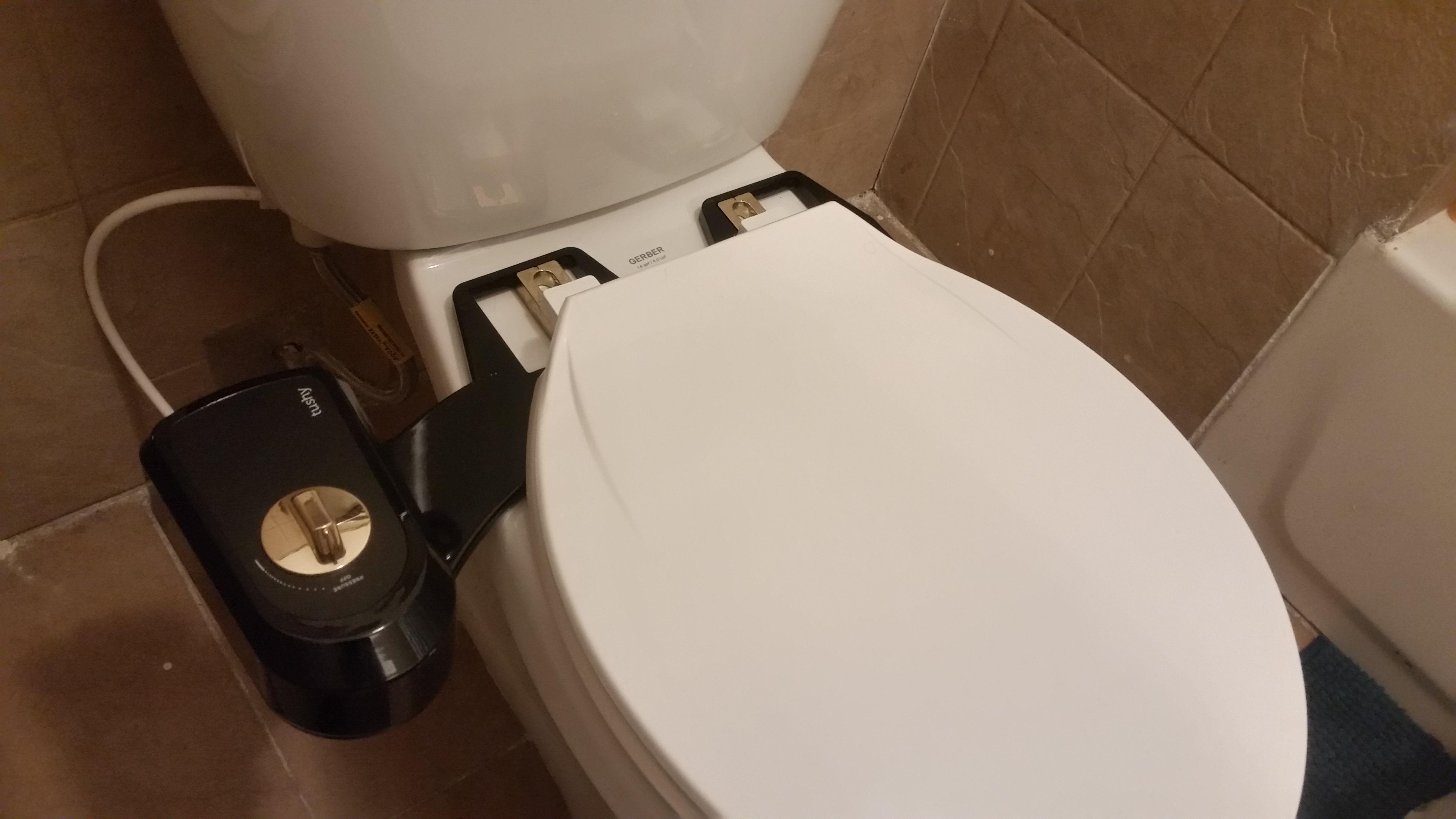 Toilet cunt lips
