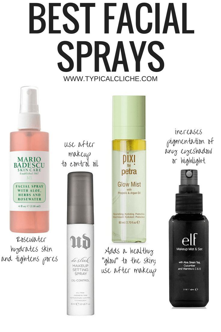 best of Spray Best facial