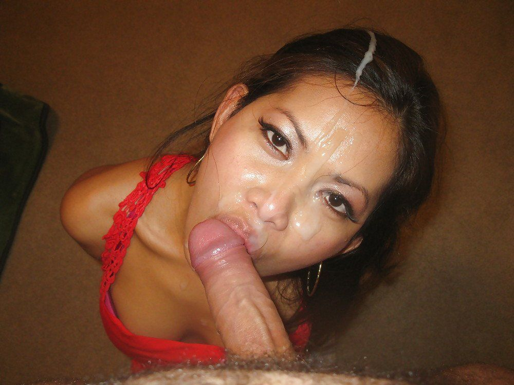 Propensity deepthroat asian