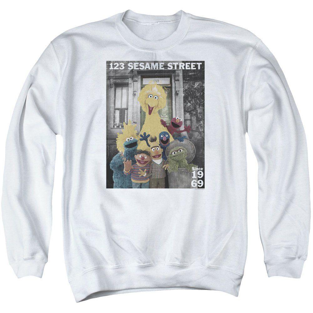 Mooch reccomend 123 sesame street adult hoodies