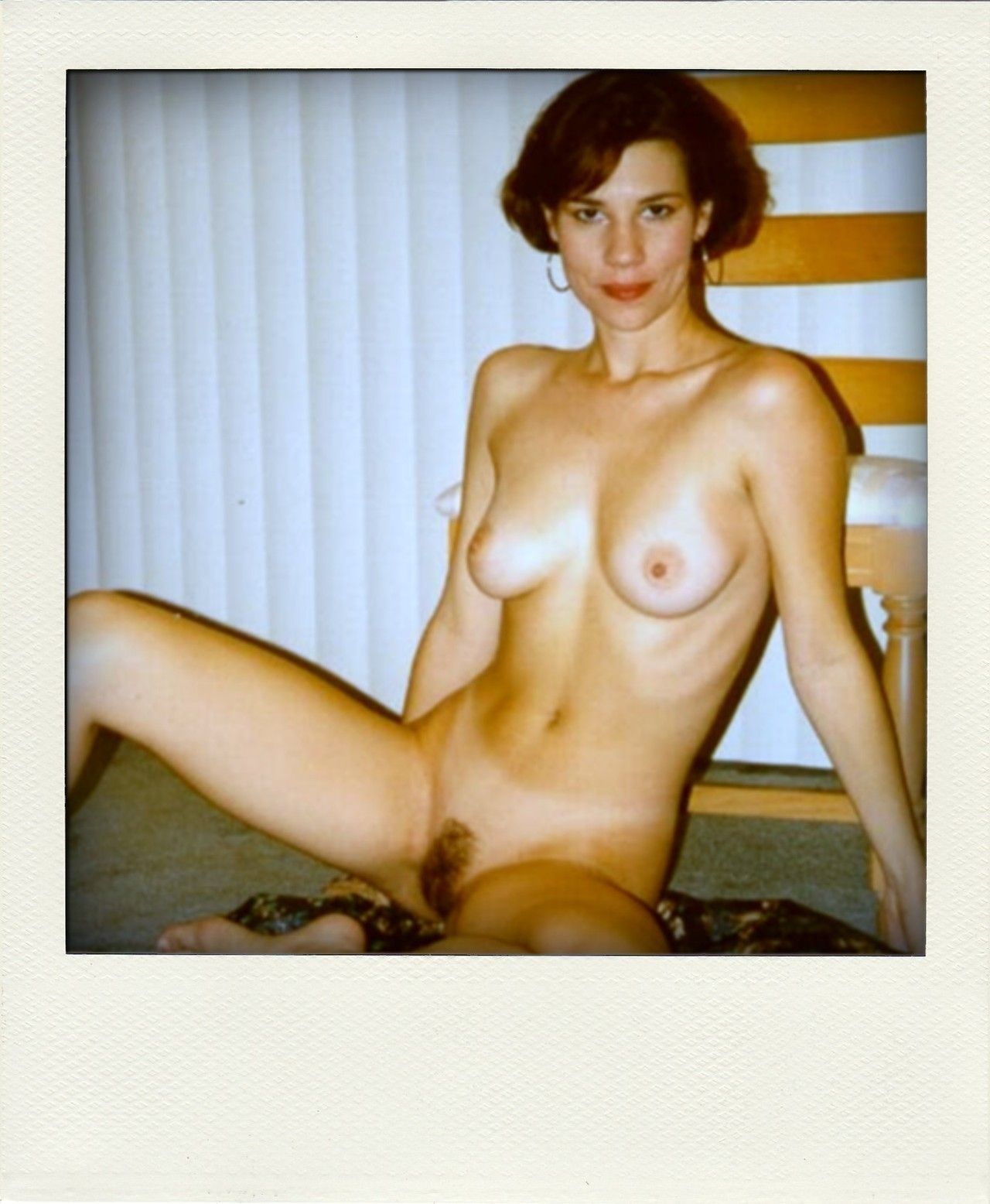 polaroids Amateur nude