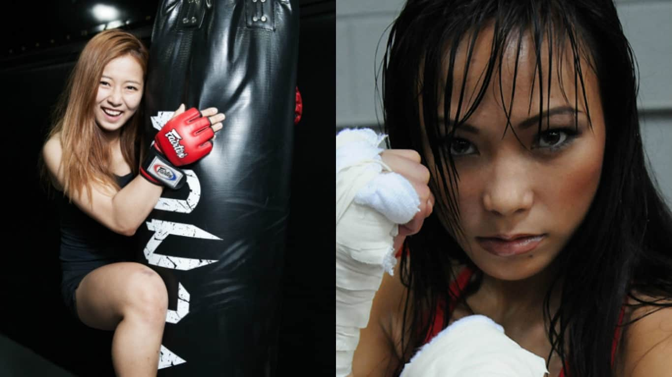 Wild R. reccomend Asian girl fighter