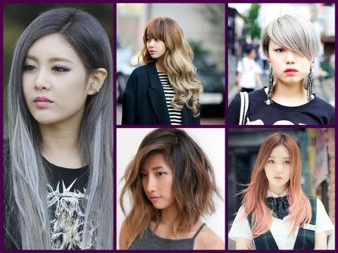 Ideas asian hairstyle