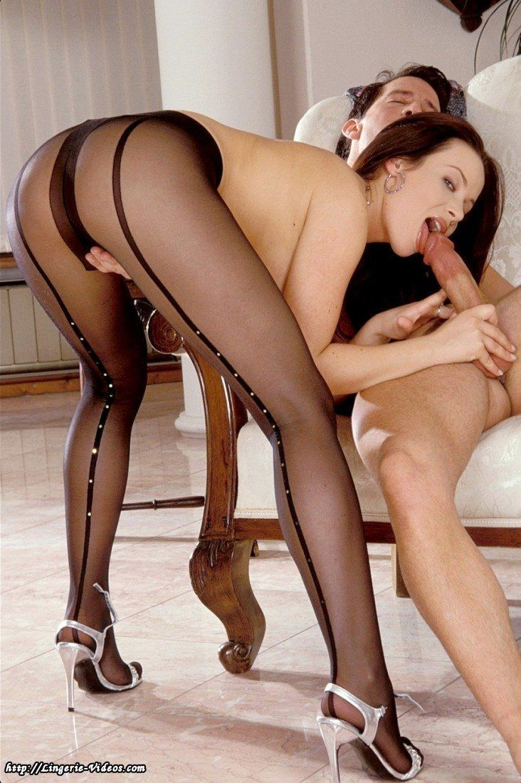 Pantyhose sex galleries videos