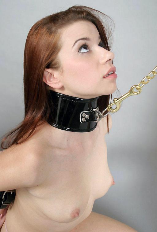 Are bdsm leashed slut