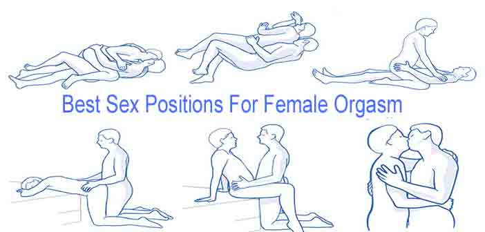 Best position for orgasm