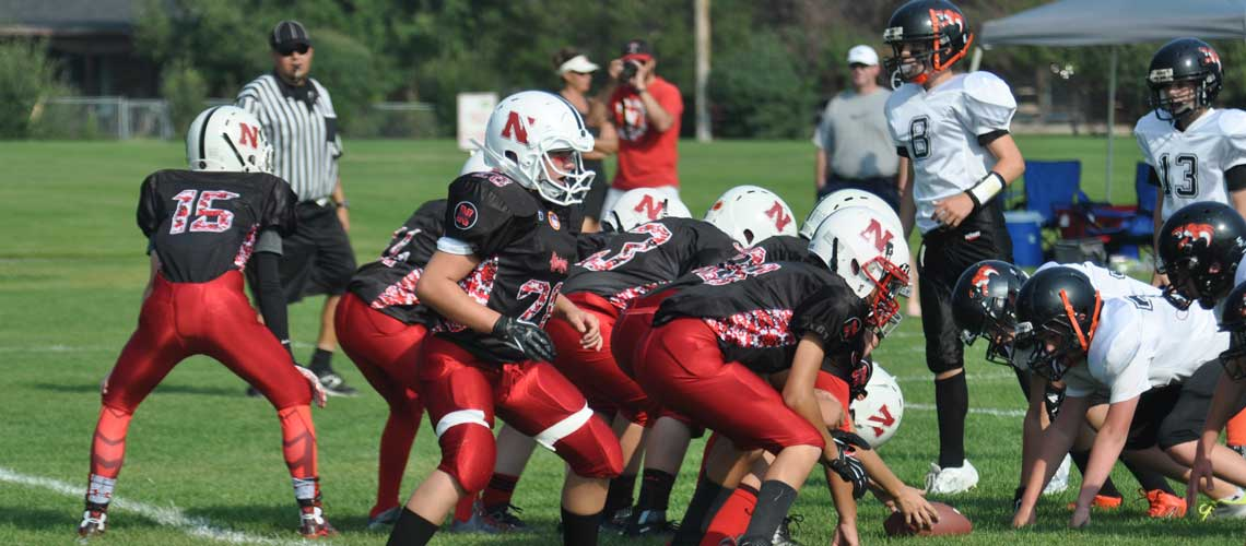 Trouble reccomend Coal creek midget football