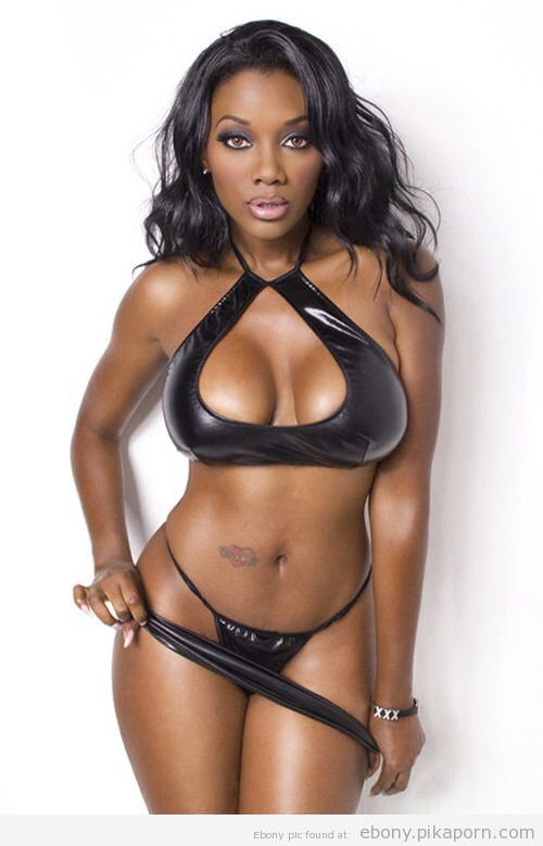 Hottest black female pornstar