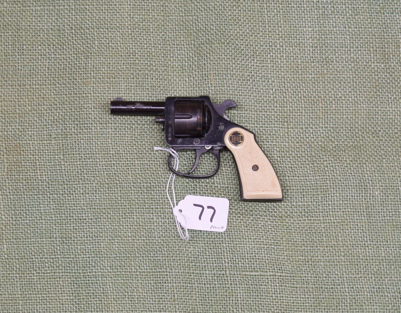 Hy hunter revolver mighty midget