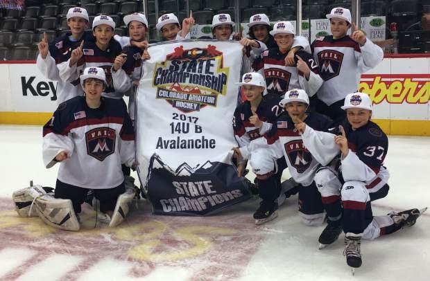 best of Hockey Colorado association amateur