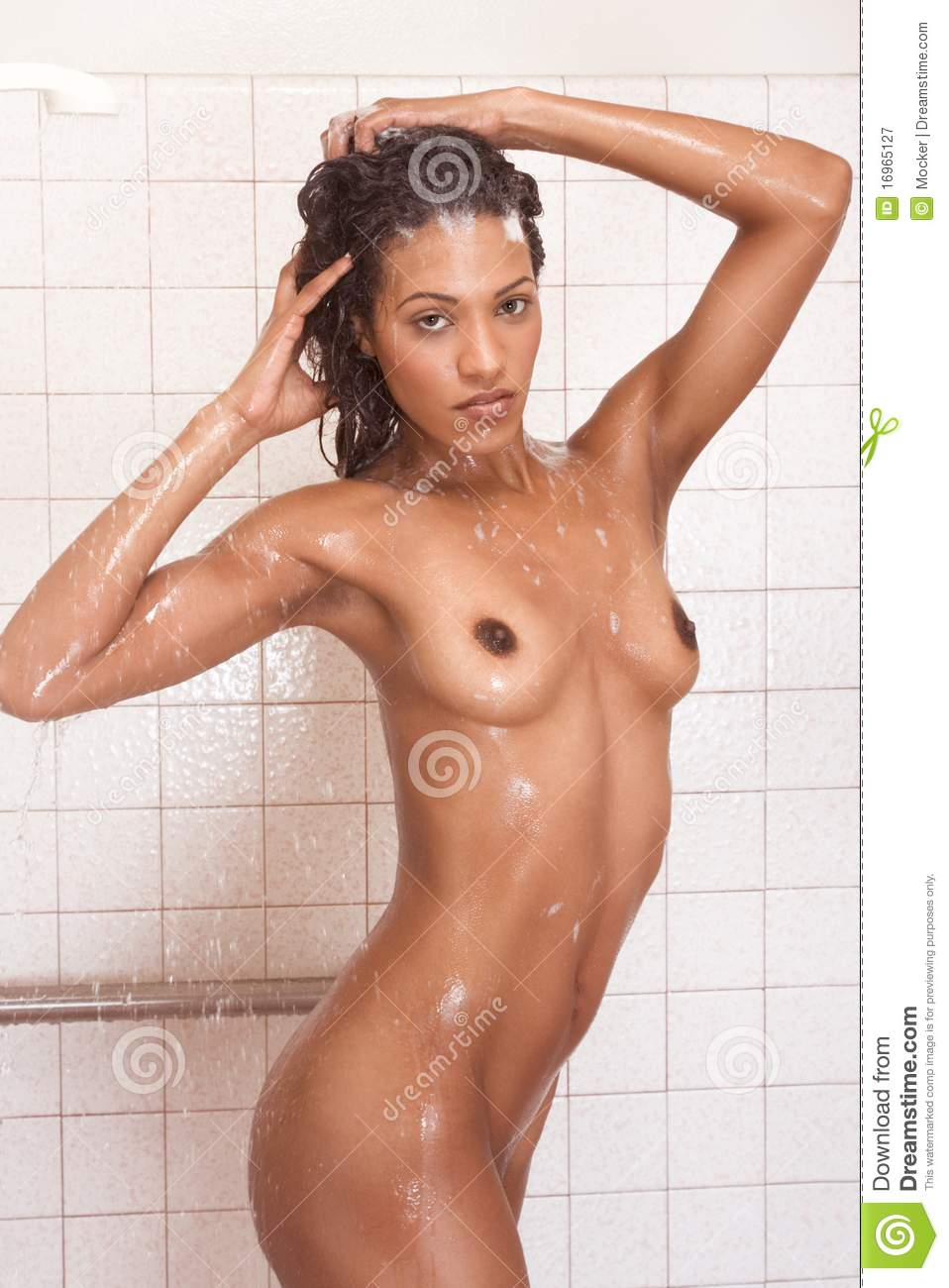 Final, Hot naked chicks taking showers