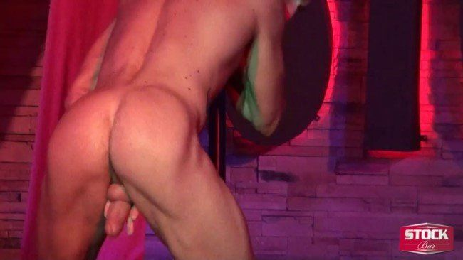 gay strip tease video