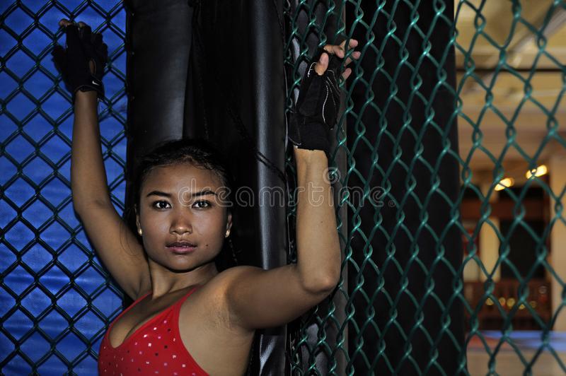 best of Fighter Asian girl