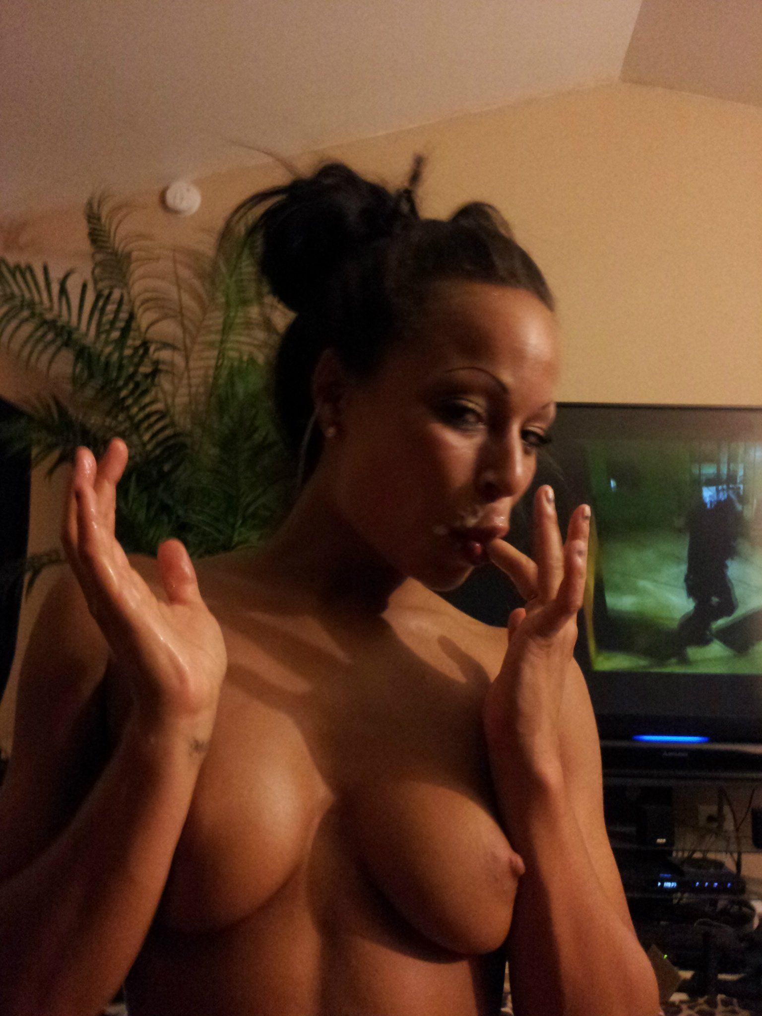 Sexy black girl porn hd