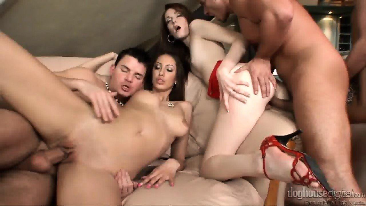 Asian sex club babes