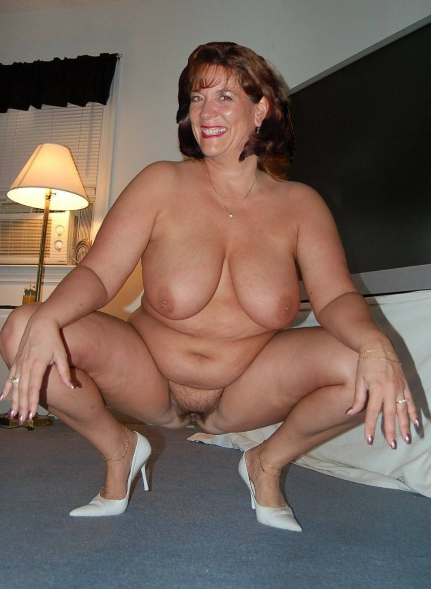Think, that Chubby amateur mom nude