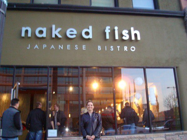 The naked fish company washington nj