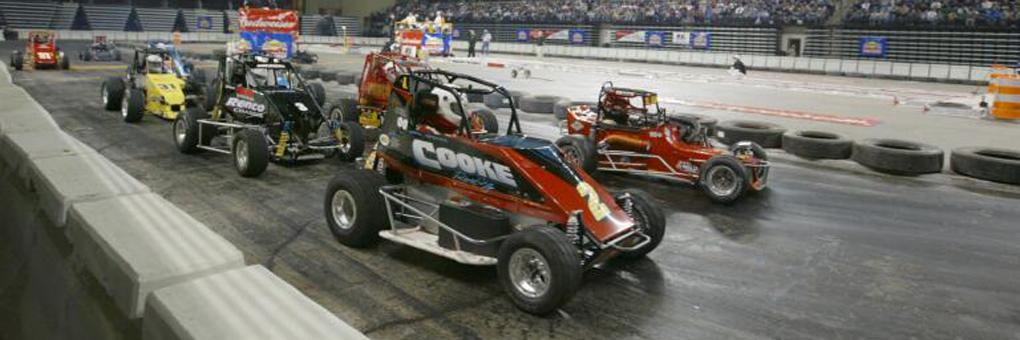 best of Midget racing Atlantic city indoor car