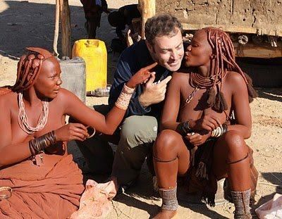 African sex tourist