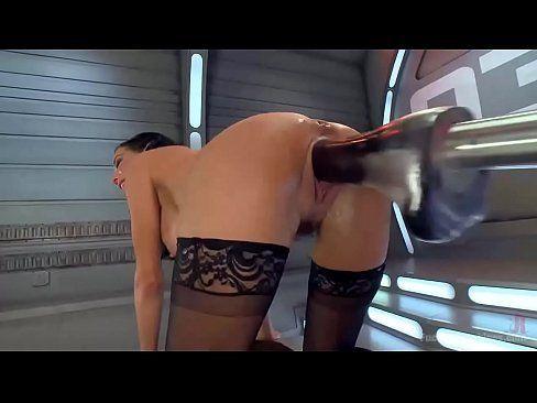 best of Machine video dildo Giant