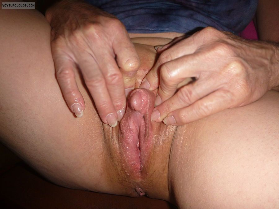 Huge Mature Clits
