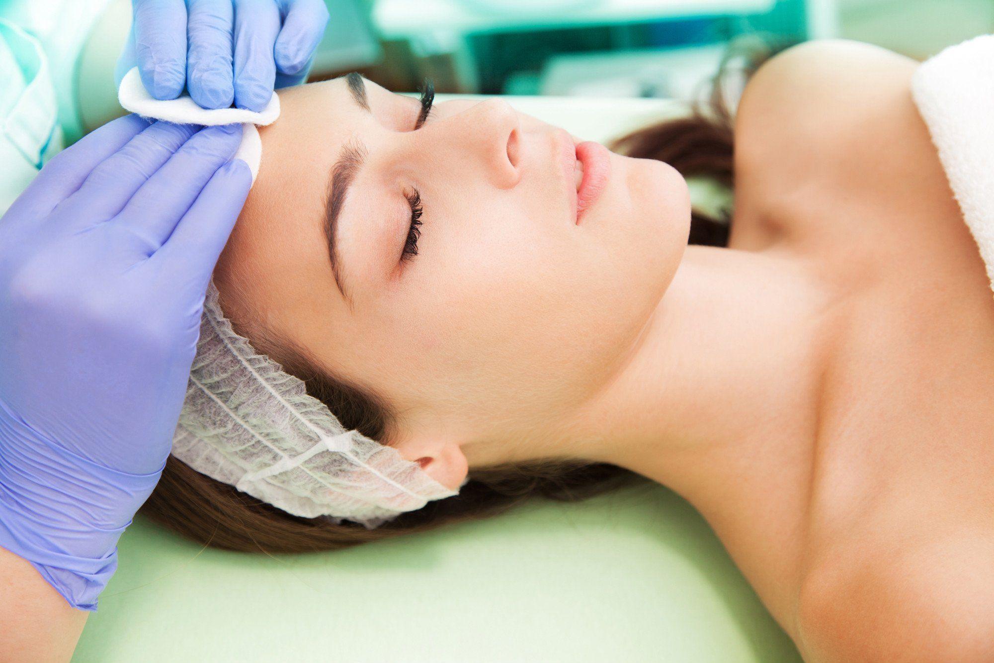 1 facial treatment
