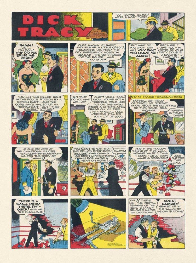 Sparkplug reccomend Moonbeam in dick tracy