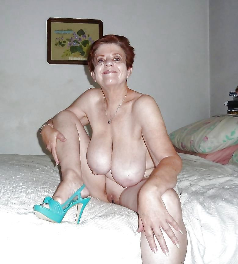 Think, that free granny nude with