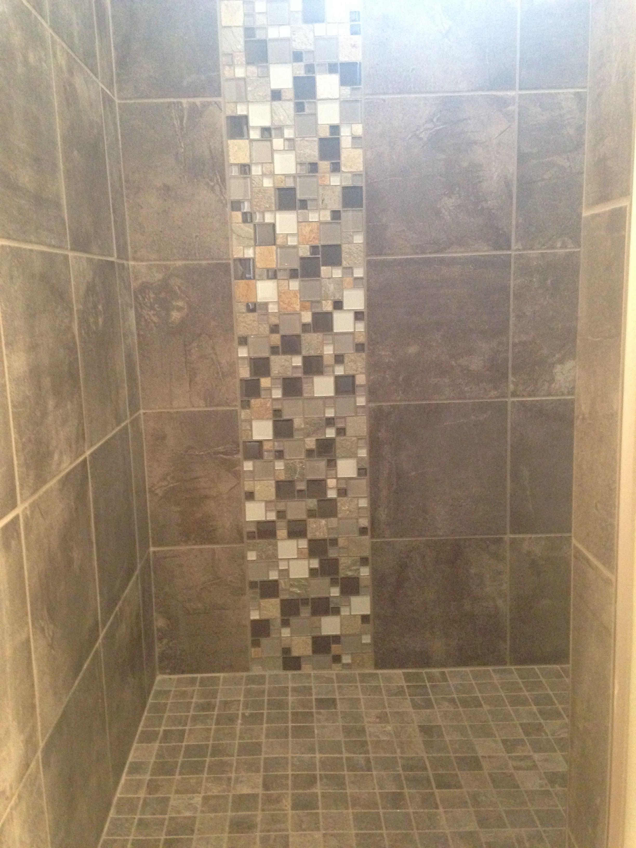 Fire S. reccomend Shower pan filler strip