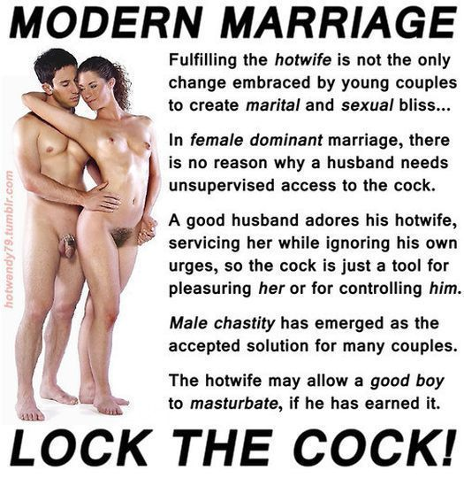 Femdom marriage relationships
