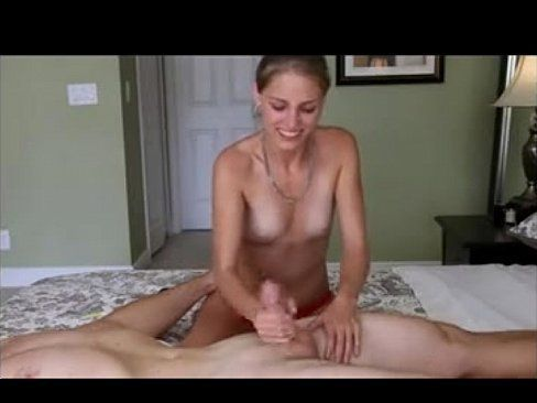 Girlfreind handjob tube can