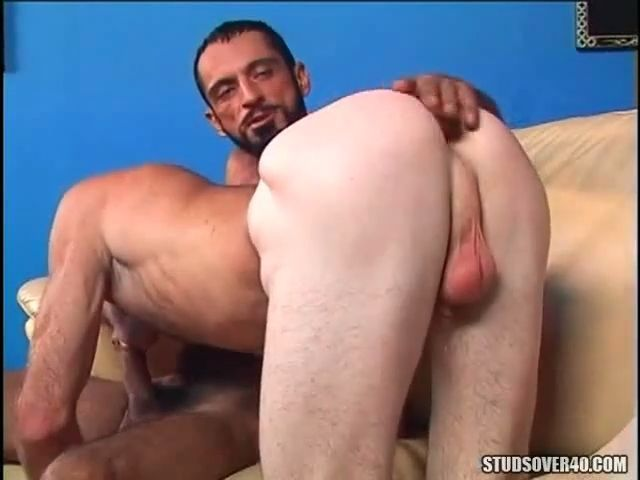 Big men mature dick video old can look