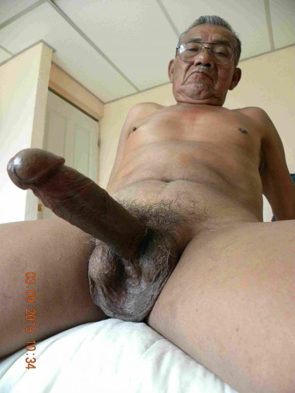 Mature men cock