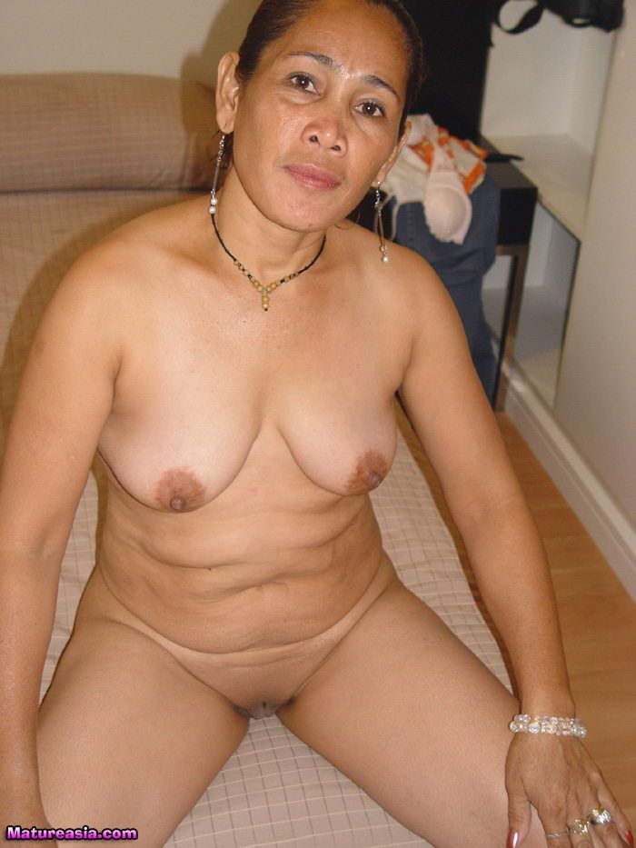 Nude mature filipinas