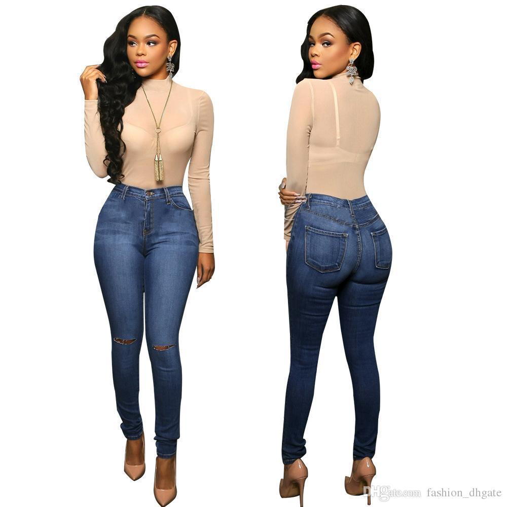 Sexy jean butt