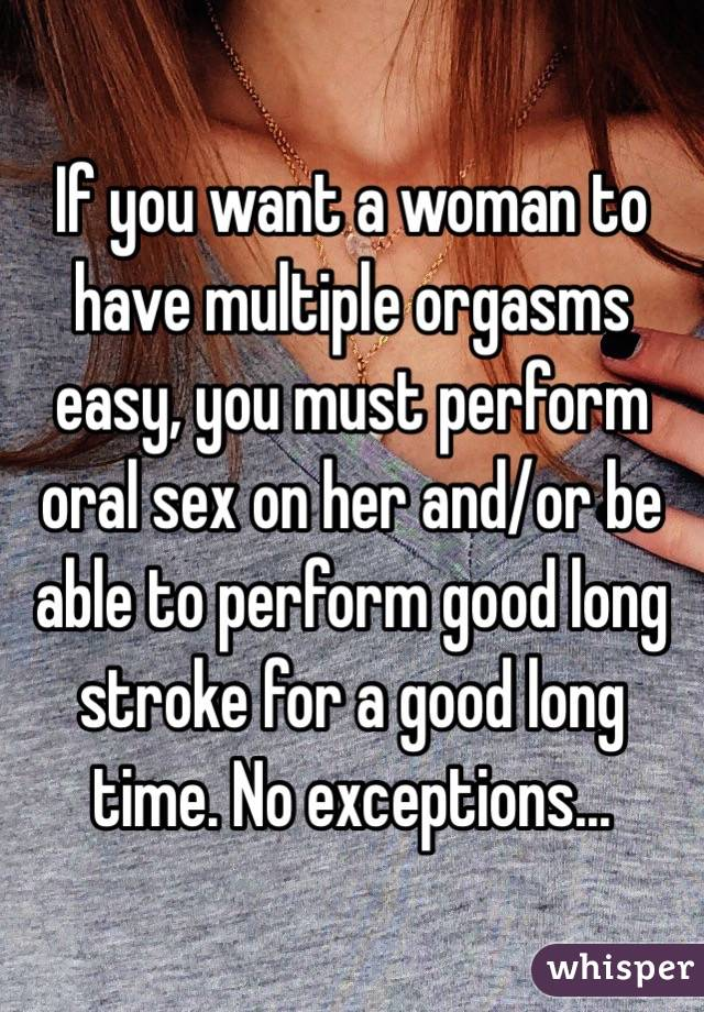 Agree, useful How can i have multiple orgasms