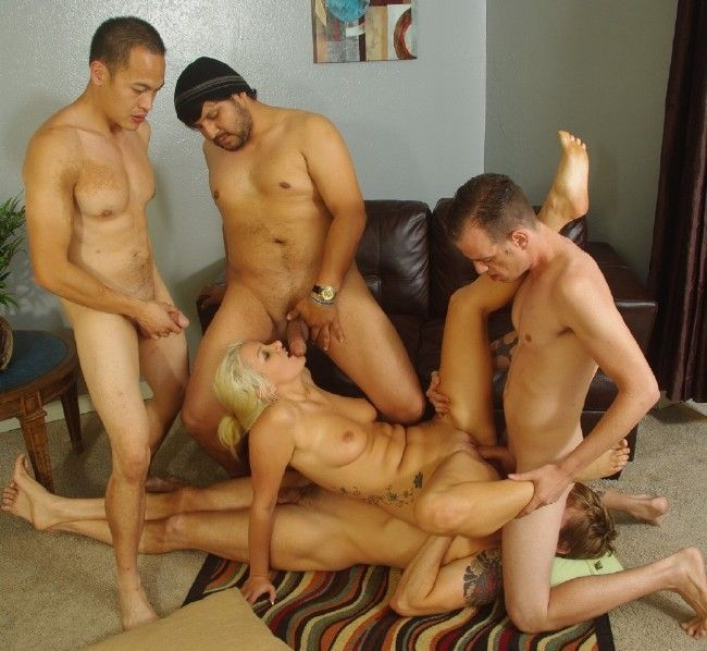 Gangbang hardful sex phote — bild 8