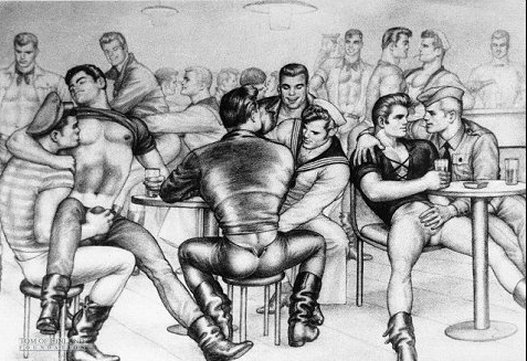 Apologise, but, tom of finland porn opinion you