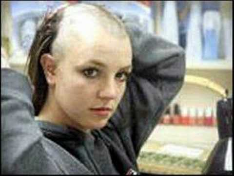 best of Video Britney head shaved spear