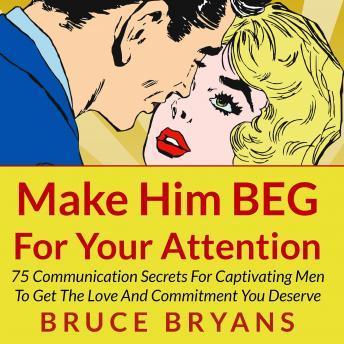 Make him beg for orgasm