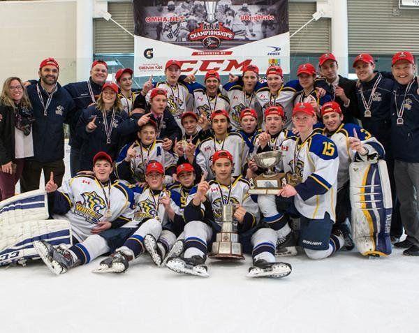 Hockey league midget aaa maritime