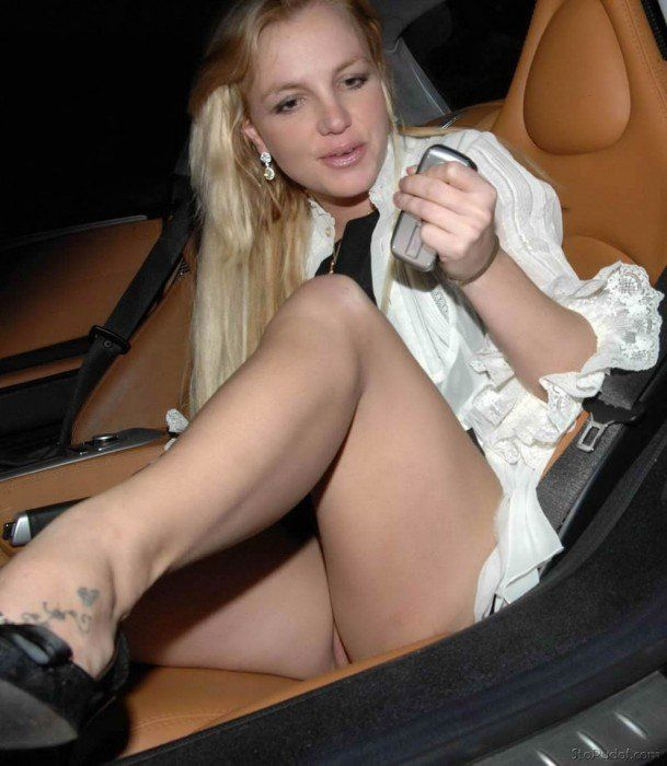 best of Spear upskirt nude Britney