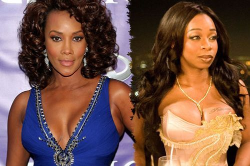 Dick vivica fox sucks speaking